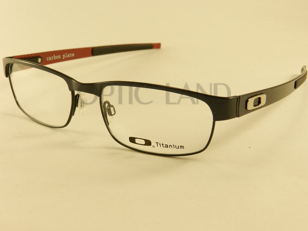 7e82ca26334 Oakley - Carbon Plate OX5079 507903 5518 Polished Midnight - von Lensbest  OX5079-0355 - Oakley купить. Oakley › Оправы для очков › › «Optic