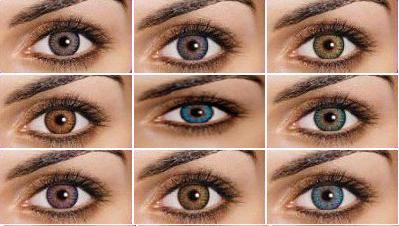 bc9a406c66d5 Косметические (цветные) контактные линзы«Optic Land®» Интернет ...
